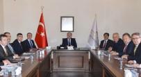 MEHMET TANıR - 'Turizm Potansiyeli İş Birliği Ve Koordinasyon Toplantısı' Yapıldı