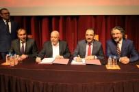 NURULLAH CAHAN - Uşak Belediyesinde Toplu Sözleşmeye İmzalar Atıldı