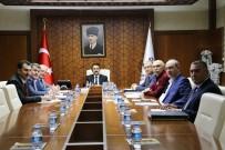 KAPADOKYA - Vali Aktaş Başkanlığında KAPHİB Toplantısı Yapıldı