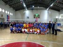 HEKİMHAN - Voleybolda Şampiyonlar Belli Oldu