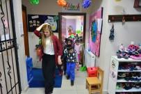 YILDIRIM BELEDİYESİ - Yıldırımlı Miniklere Deprem Eğitimi