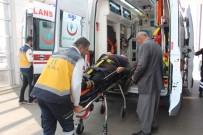 FLAMİNGO - Adıyaman'da İki Otomobil Çarpıştı Açıklaması 8 Yaralı