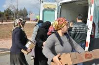 İL TARIM MÜDÜRLÜĞÜ - Afyon'dan Afrin'e 62 Bin Mercimekli Bükme