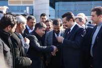 DEMIRLI - AK Parti Milletvekili Faruk Çelik Şehit Ailesini Ziyaretti