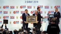 CÜNEYT YÜKSEL - AK Parti'nin Tekirdağ'daki Yeni Yönetimi Belli Oldu