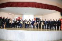 İLKNUR İNCEÖZ - Aksaray'da Devlet Övünç Madalyası Ve Beratı Verildi