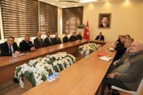 AYKUT PEKMEZ - Aksaray'da Okullarda Huzur Ve Güvenlik Toplantısı Düzenlendi