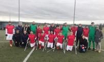 MİLLİ FUTBOL TAKIMI - Ampute Milli Takımı İtalya'da Şampiyon Oldu