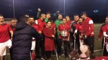 MİLLİ FUTBOL TAKIMI - Ampute Milli Takımı, İtalya'daki Turnuvada Şampiyon Oldu