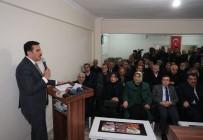 ATEŞ ÇEMBERİ - Bakan Tüfenkci'den Zeytin Dalı Harekatı Değerlendirmesi