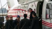 ERSIN YAZıCı - Başbakan Yıldırım Balıkesir'de
