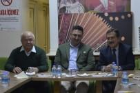 TEMİZ ENERJİ - Başkan Ataç'tan Kuzey Kafkas Derneği'ne Ziyaret