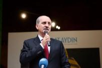 Başkan Murat Aydın'ın Fotoğraf Sergisinin Açılışını Bakan Numan Kurtulmuş Yaptı
