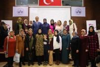 İŞ MAHKEMESİ - Başkan Yanılmaz, 'Toplumu İnşa Eden Kadındır'