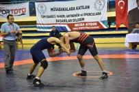 MUSA AYDıN - Bilecik'te Düzenlenen Yıldız Erkekler Serbest Güreş Türkiye Şampiyonasının İlk Şampiyonlar Belli Oldu