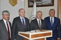 BİLİM SANAYİ VE TEKNOLOJİ BAKANI - Bilim, Sanayi Ve Teknoloji Bakanı Özlü'den Kars'a 200 Milyonluk Yatırım Müjdesi