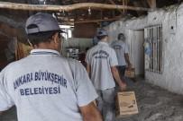 YOKSULLUK SINIRI - Büyükşehir'den Başkentliye Sıcak Yardım