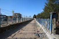 KARAKÖPRÜ - Büyükşehir İle Yeni Yerleşim Alanları Asfaltlanıyor
