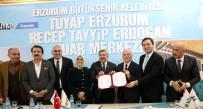 İBRAHIM AYDEMIR - Büyükşehir Ve TÜYAP Arasında İşbirliği Protokolü