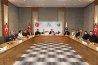 GÖKPıNAR - Diyarbakır Tanıtım Günleri Fuarı Değerlendirme Toplantısı Yapıldı