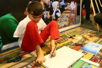 BAĞCıLAR BELEDIYESI - Engelli Ressamlar Yeteneklerini Yarıştıracak