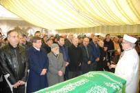 BURHANETTIN ÇOBAN - Eski Başbakan Ahmet Davutoğlu Afyonkarahisar'da Cenaze Törenine Katıldı