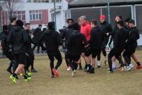YÜCEL İLDIZ - Eskişehirspor'da Denizlispor Maçının Hazırlıkları Tamamlandı