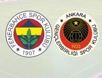 ALPER POTUK - Fenerbahçe 2-2 Gençlerbirliği