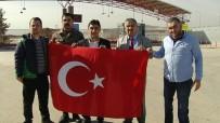 Güneydoğu Gazileri Mehmetçiğe Destek İçin Kilis'te