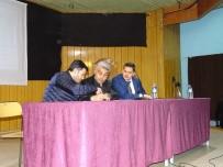 HAZİNE ARAZİSİ - Hisarcık'ta TOKİ Bilgilendirme Toplantısı Düzenlendi