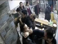 İlgi İsteyen Polis Garsonu Tokatladı, İşletmeciye Silah Doğrulttu