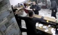 ÖZEL HAREKATÇI - İlgi İsteyen Polis Tokatladı, Yumrukladı, Silah Dayadı