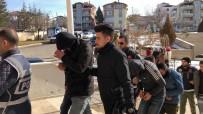 Karaman'da Uyuşturucu Operasyonu Açıklaması 5 Tutuklama