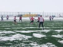 MUHARREM YıLDıZ - Kars 36 Spor Yakutiye Maçına Hazır