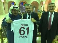 MEDENİYETLER İTTİFAKI - Katar İşadamları Derneği Başkanı Şeyh Faysal Trabzon'a Geliyor