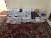 SİGARAYLA MÜCADELE - Kayseri'de Kaçak Sigara Operasyonu