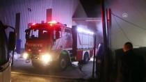 BAĞDAT CADDESI - Kocaeli'de Geri Dönüşüm Fabrikasında Yangın