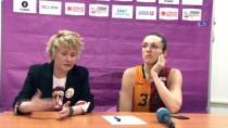 BILYONER - Marina Maljkovic Açıklaması 'Maçın Sonuna Kadar Mücadele Etmemiz Gerekiyor'