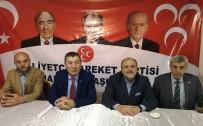 MEHMET ÖZMEN - MHP'nin Dokuz Semtte Dokuz Işık İstişareleri Başladı