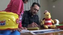 İHSAN YıLDıRıM - Minik Özge'den Mehmetçik'e Mektup Var