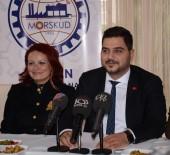 DERS PROGRAMI - MORSKUD'un Yeni Yönetimi Çalışmalara Başladı