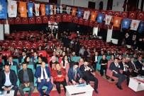 MUSTAFA YıLMAZ - Mudanya'da AK Parti Gençlik Kolları Kongresi