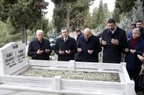 ÖMER ONAN - Osman Solakoğlu, Mezarı Başında Anıldı