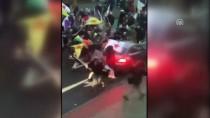 PKK - PYD/PKK yandaşları Almanya'da bir Türk vatandaşının aracına saldırdı