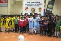 MEHMET ASLAN - Sani Konukoğlu Futbol Turnuvası Sona Erdi
