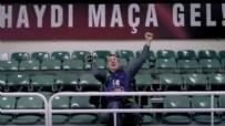 BASKETBOL MAÇI - Spor Salonları Engelsiz Olsun! Engelsiz Tribün ile Haydi Maça Gel!