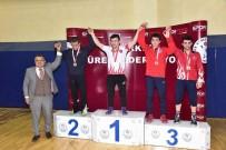 MUSA AYDıN - Sporculara Ödüllerini Başkan Yağcı Verdi