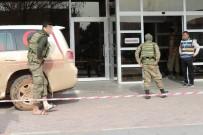 Süngütepe'de Saatli Hudut Karakoluna Tanksavarlı Saldırı Açıklaması 2'Si Ağır 6 Asker Yaralı