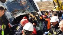 ÖLÜMLÜ - Trafik Kazasına 410 Bin 367 Kurban