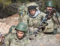 HAVA HAREKATI - Zeytin Dalı'nda son bilanço: 897 terörist etkisiz hale getirildi